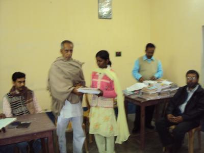 Book Donation Programa